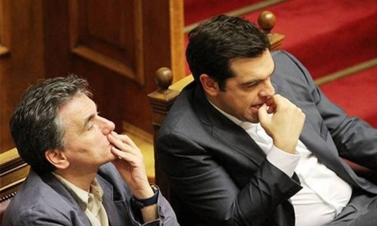 Τσίπρας σε Τσακαλώτο: «Ευκλείδη, φεύγεις από το υπουργείο Οικονομικών»