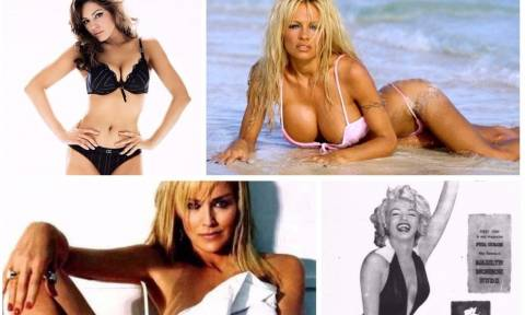 Αυτές είναι οι 10 πιο καυτές διάσημες που «κόλασαν» στο Playboy!