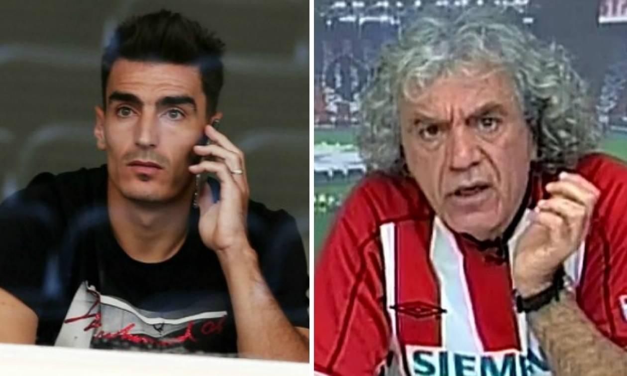 Κλάμα: Ο Λάζαρος Χριστοδουλόπουλος «τηλεφωνεί» στον Τσουκαλά - Της κακομοίρας... (video)
