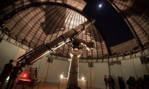 Το κυνήγι θησαυρού ξεκινά στο Εθνικό Αστεροσκοπείο Αθηνών