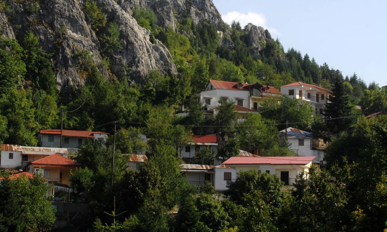 Απίστευτο: Αυτό το χωριό το χειμώνα δεν έχει ούτε έναν κάτοικο! (pics)