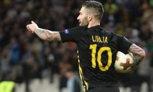 ΑΕΚ-Αούστρια 2-2: Ο Λιβάγια την «σπρώχνει» στην πρόκριση!