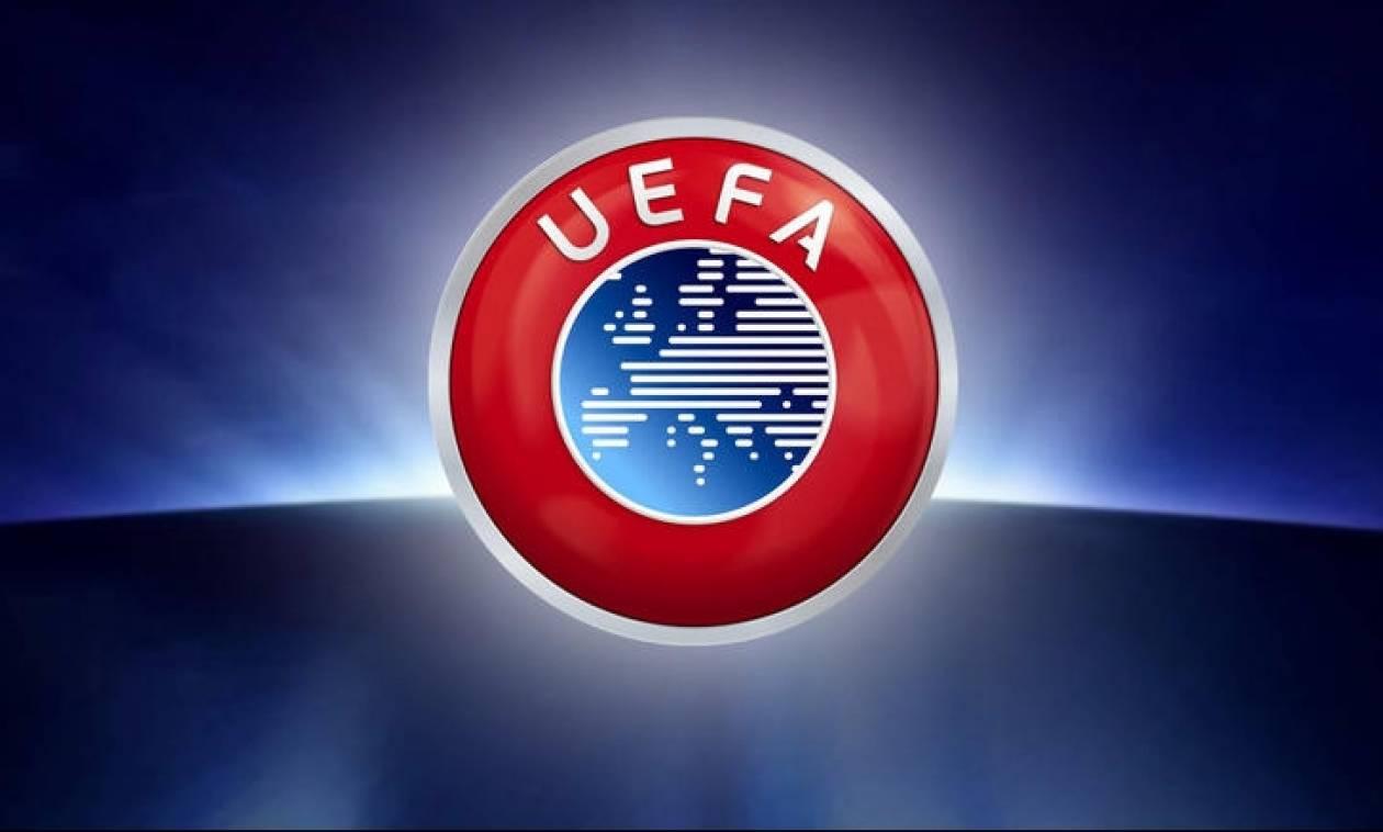 Κατάταξη UEFA: Στη 13η θέση έπεσε η Ελλάδα - Από κοντά οι Τσέχοι