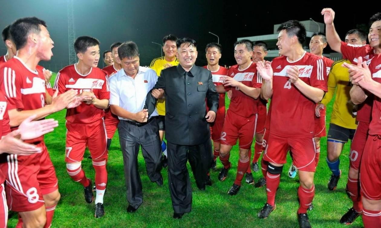 Προβλήματα και στο… ποδόσφαιρο για τη Β. Κορέα - Αναβλήθηκε για τρίτη φορά ο αγώνας με τη Μαλαισία