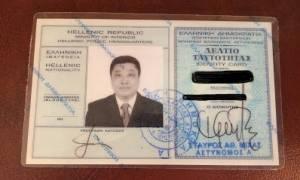 Αυτός είναι ο Κινέζος που έγινε Κρητικός - Άλλαξε το όνομά του από Γιπ σε... Γιπάκης