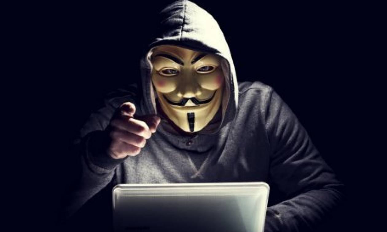 «Είστε εγκληματίες»! Οι Anonymous κήρυξαν τον πόλεμο στην ελληνική κυβέρνηση
