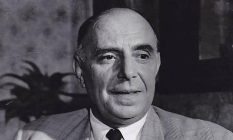 Σαν σήμερα το 1899 γεννήθηκε ο σπουδαίος ηθοποιός Ορέστης Μακρής (vid)