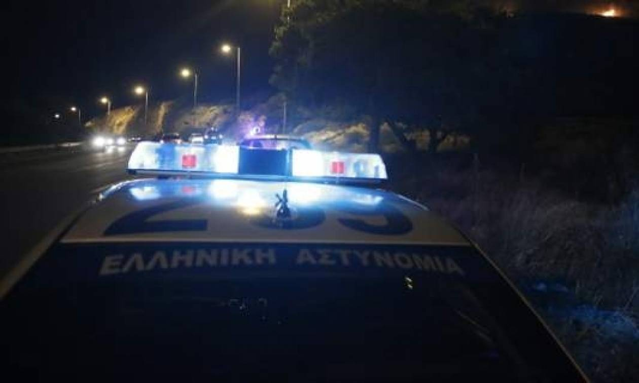 Κινηματογραφική καταδίωξη και σύλληψη λαθροδιακινητή έξω από τη Θεσσαλονίκη (pics)