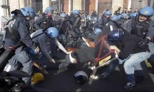 Ιταλία: Τρεις προσαγωγές στις διαδηλώσεις κατά της συνόδου των G7 (vid)