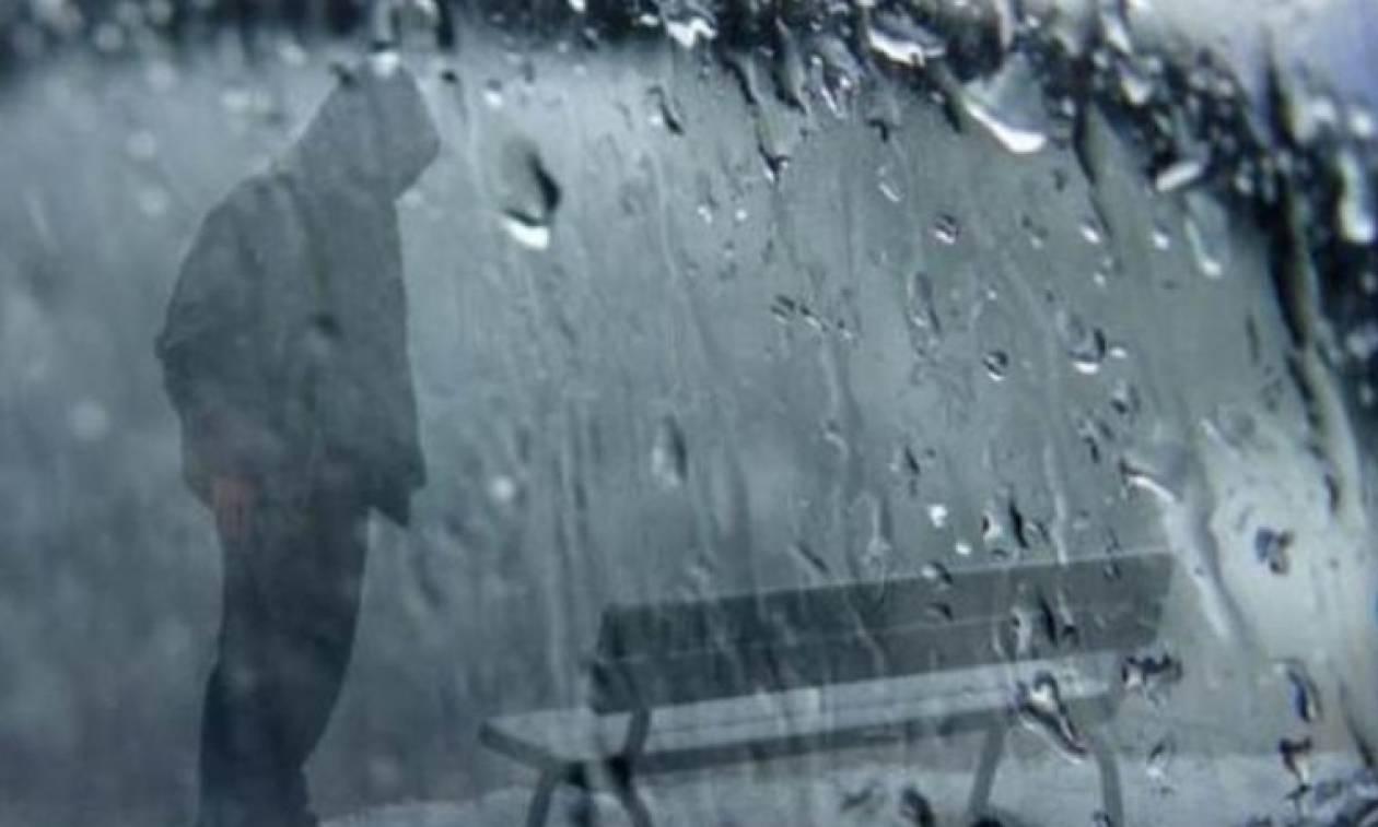 Καιρός: Φθινοπωρινό Σαββατοκύριακο με βοριάδες, βροχή και κρύο - Αναλυτική πρόγνωση