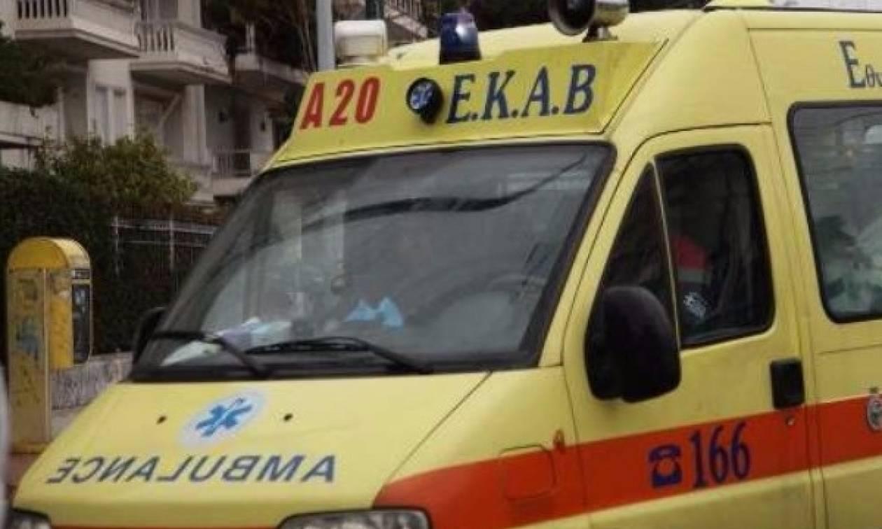 Χανιά: Περίμενε το λεωφορείο και τον παρέσυρε αυτοκίνητο