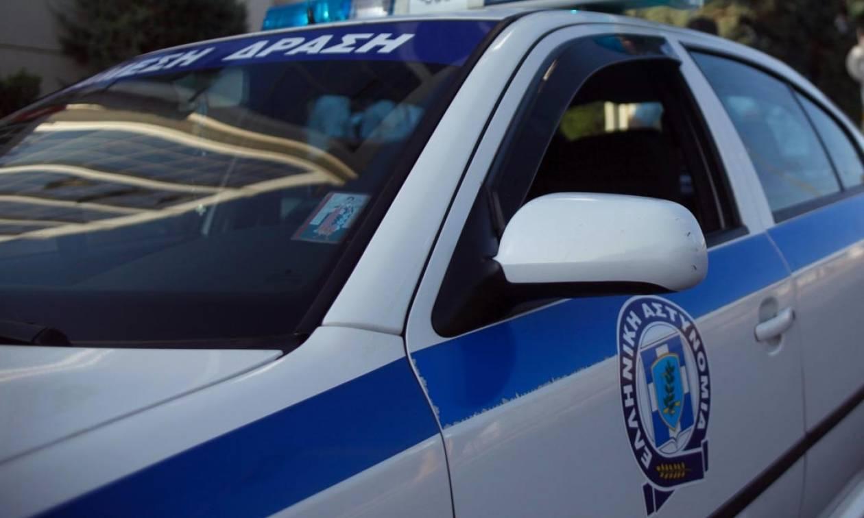 Θρίλερ με ένοπλους στο κέντρο της Χαλκίδας