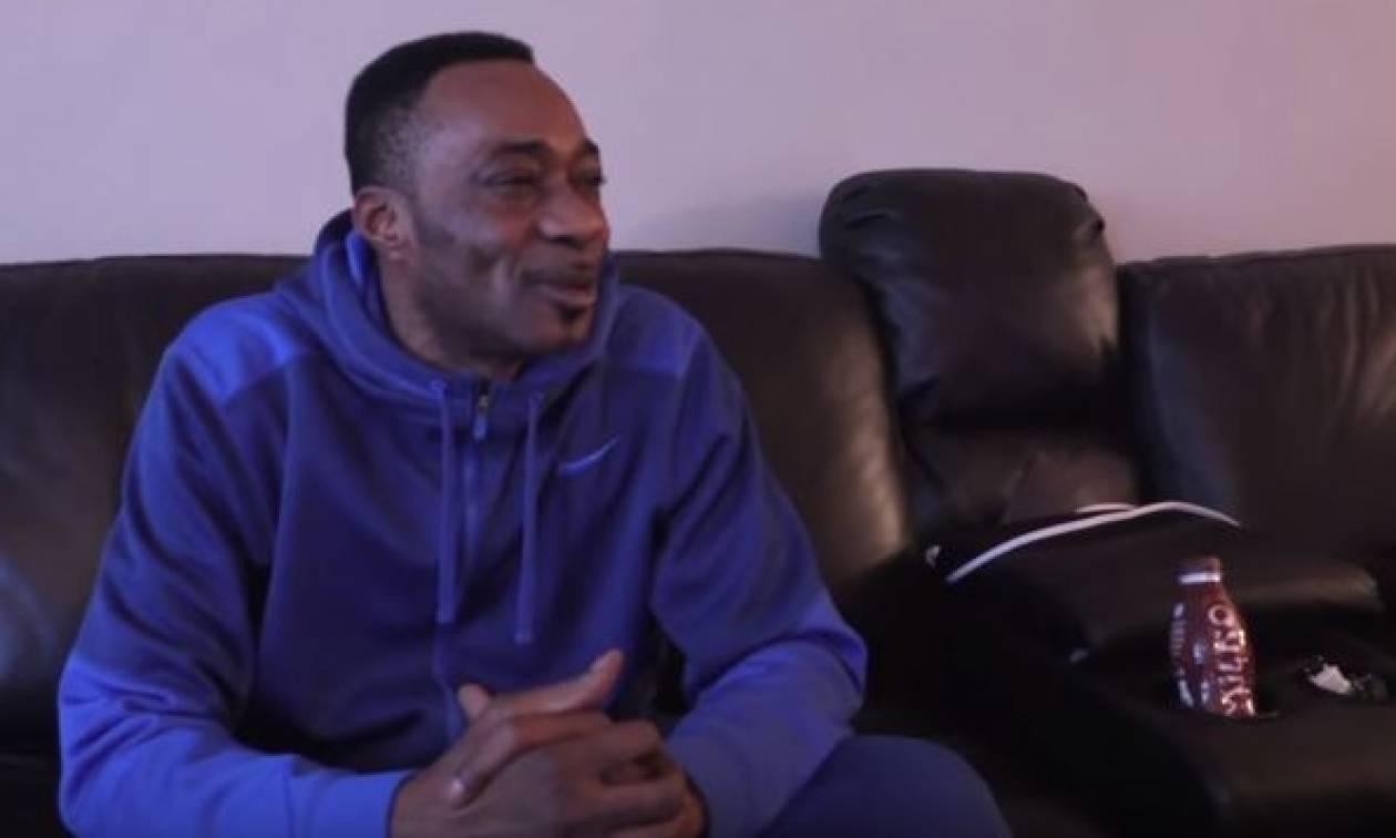 Ρίγη συγκίνησης: Τα λόγια του πατέρα Αντετοκούνμπο για τα παιδιά του (video)