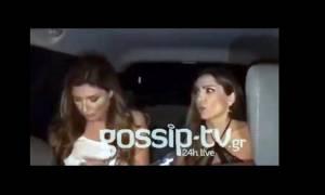 Το κλάμα της Παπαρίζου με την Βανδή στο αυτοκίνητο και όλο το παρασκήνιο