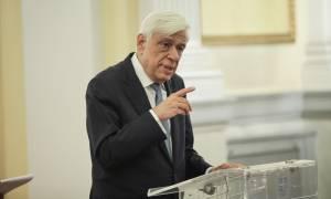 Ξεκάθαρο μήνυμα Παυλόπουλου: Δεν θα αποδεχθούμε ως τετελεσμένο τις συνέπειες του «Αττίλα» στην Κύπρο