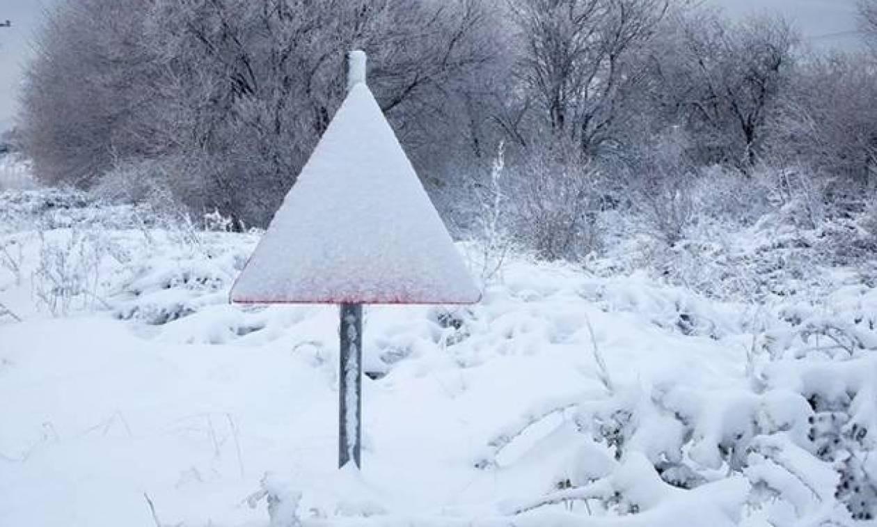 Μερομήνια: Πότε θα πέσουν τα πρώτα χιόνια...