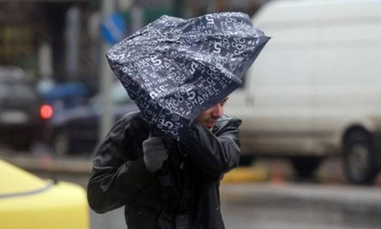 Καιρός ΤΩΡΑ: Σαββατόβραδο με αρκετό κρύο – Δείτε τη θερμοκρασία στην περιοχή σας με ένα κλικ