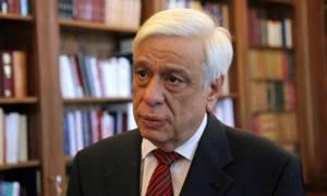 Παυλόπουλος: Εθνική και αδιαπραγμάτευτη η θέση μας για τη διεκδίκηση των κατοχικών αποζημιώσεων