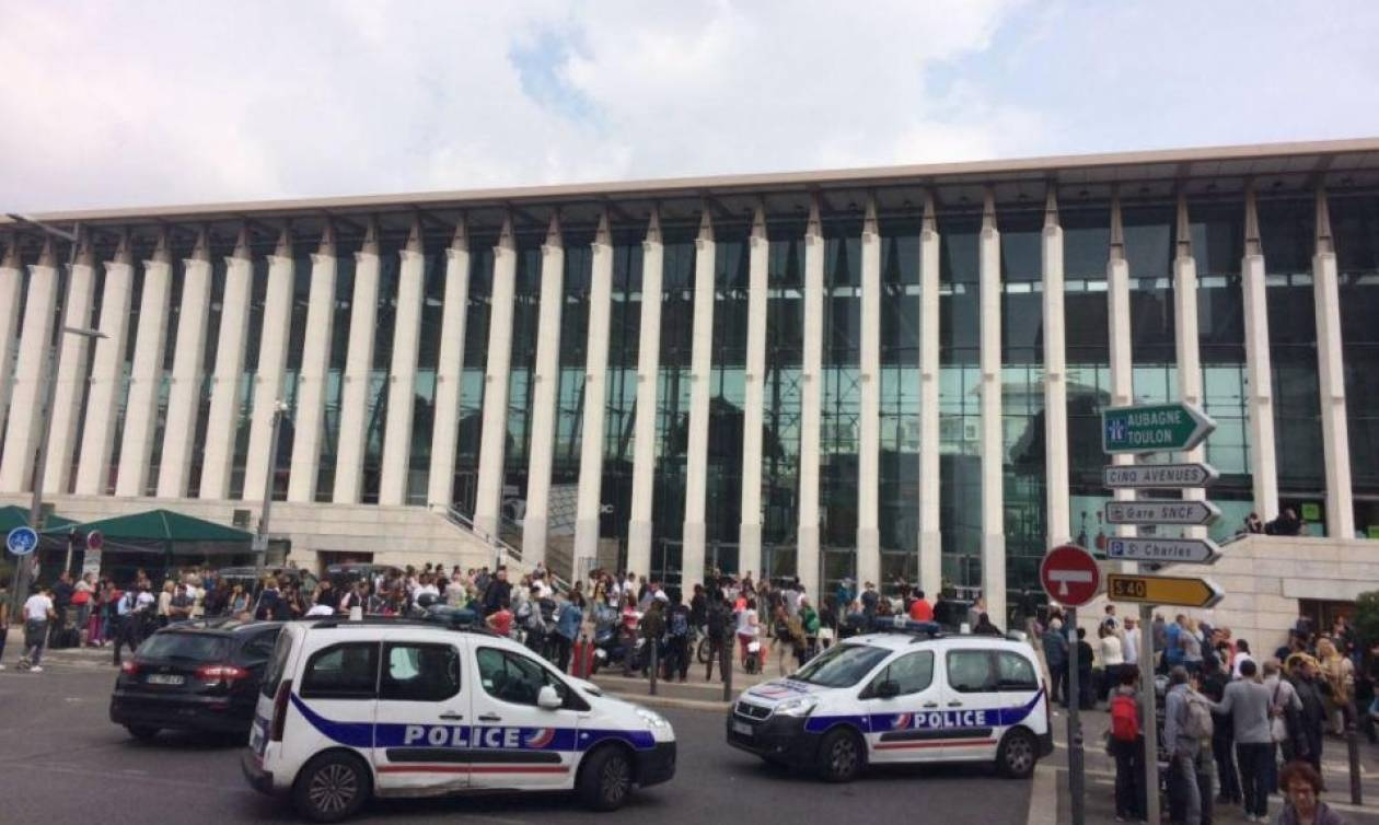 Γαλλία: Επίθεση με μαχαίρι σε σταθμό τρένου - Έσφαξε δυο γυναίκες ο δράστης