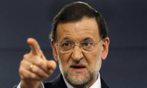 Προκαλεί ο Ραχόι: Δεν έγινε δημοψήφισμα στην Καταλονία, οι αστυνομικοί έκαναν τη δουλειά τους