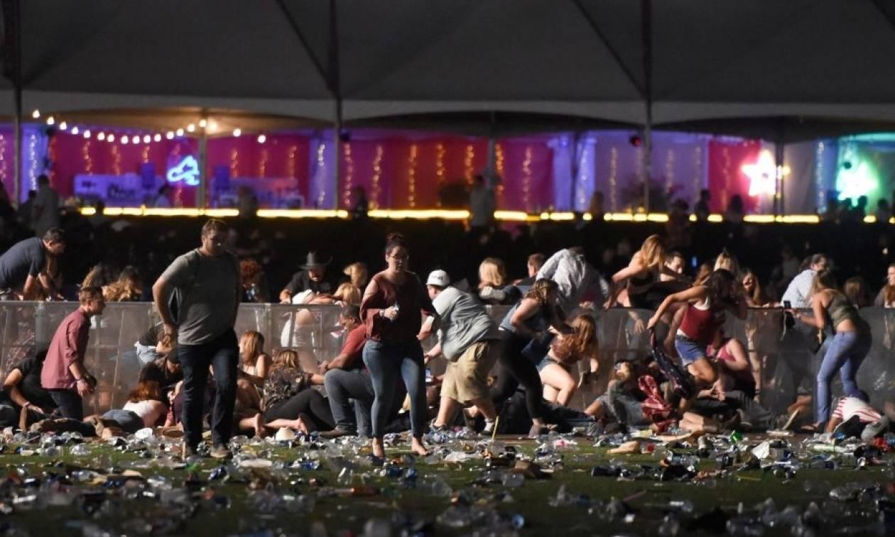 Μακελειό Λας Βέγκας: Ένοπλη επίθεση σε συναυλία σε καζίνο - 50 νεκροί (ΠΡΟΣΟΧΗ! ΣΚΛΗΡΕΣ ΕΙΚΟΝΕΣ)