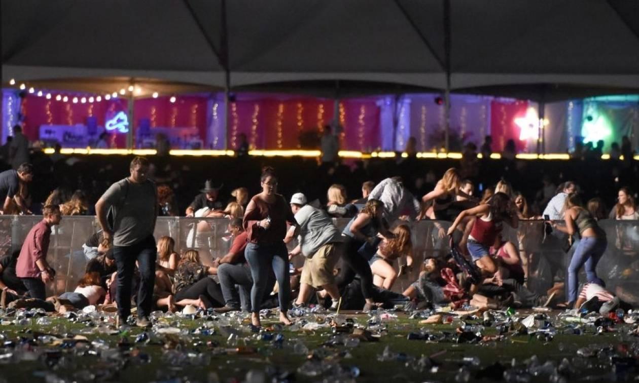 Μακελειό στο Λας Βέγκας: Πληροφορίες για πολλαπλές επιθέσεις (Vid)