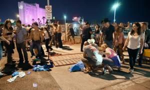 Μακελειό στο Λας Βέγκας: Τουλάχιστον 14 άνθρωποι σε κρίσιμη κατάσταση (Vid)