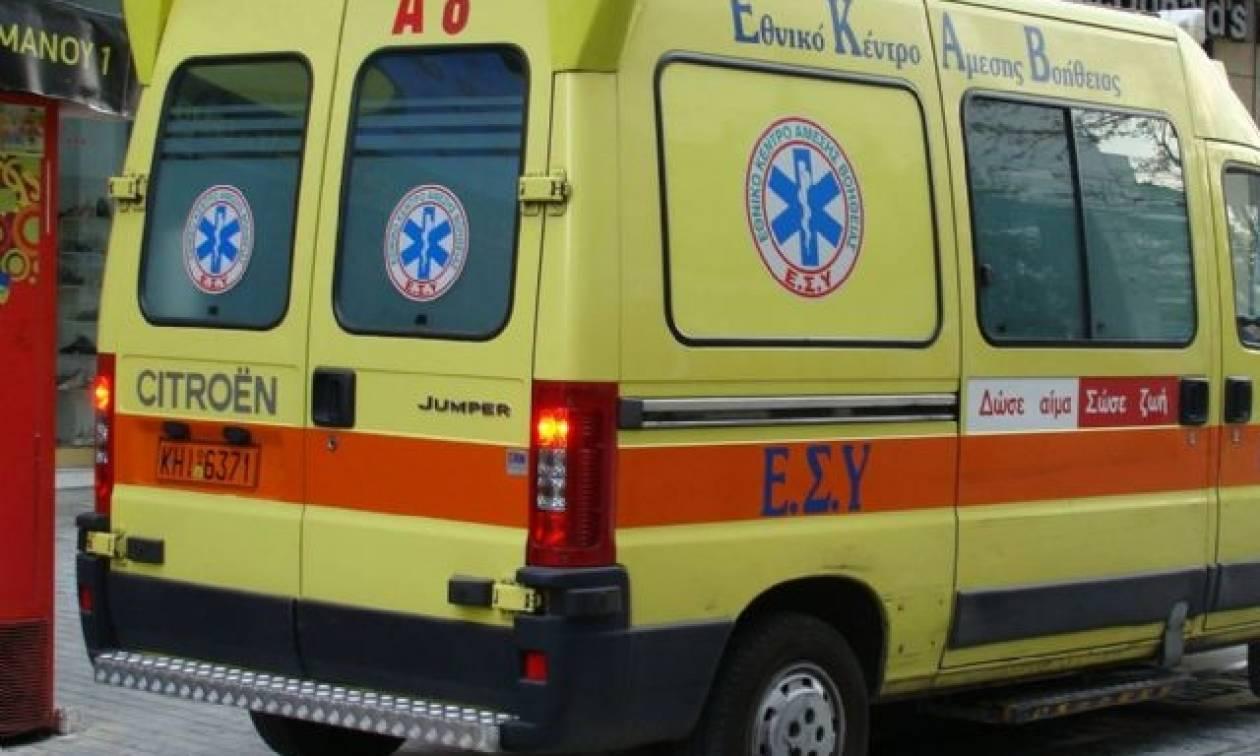 Σοκ στο Μενίδι: 7χρονο αγοράκι έπεσε από μπαλκόνι