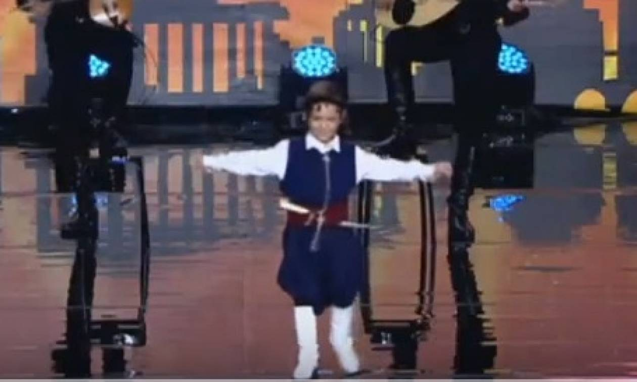 Ο 7χρονος που ξεσήκωσε όλη την Ελλάδα με το πεντοζάλι του!