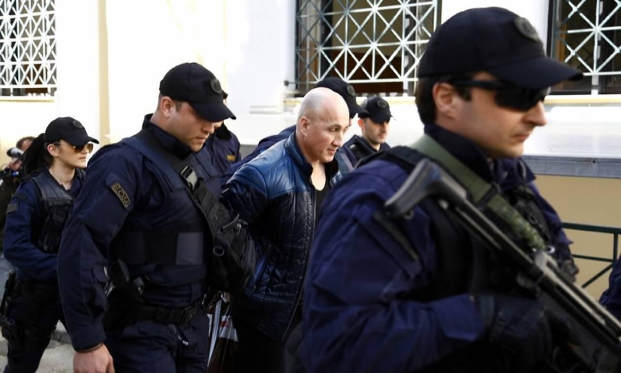 Παναγιώτης Βλαστός προς δικαστές: «Τελείωσα με την παρανομία»