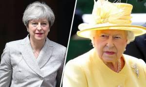 Γιατί έγινε η βασίλισσα έξαλλη με την Τερέζα Μέι