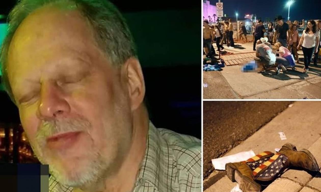 Λας Βέγκας: Ο μακελάρης αυτοκτόνησε πριν πέσει στα χέρια των Αρχών