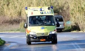 Εργατικό ατύχημα στη Λαμία: Σε σοβαρή κατάσταση νοσηλεύεται τεχνικός του ΟΤΕ