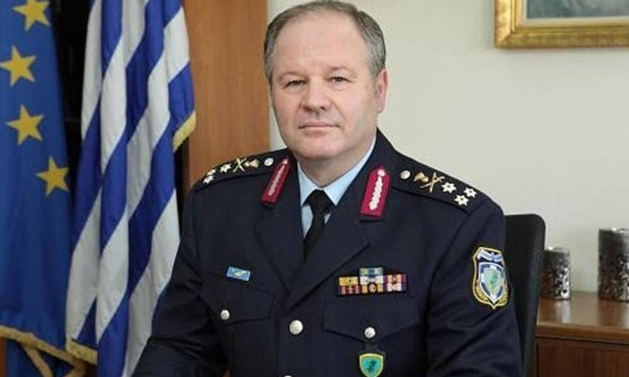 Μιχάλης Λεμπιδάκης - Αρχηγός ΕΛ.ΑΣ.: Μια μεγάλη μέρα σήμερα για την Αστυνομία