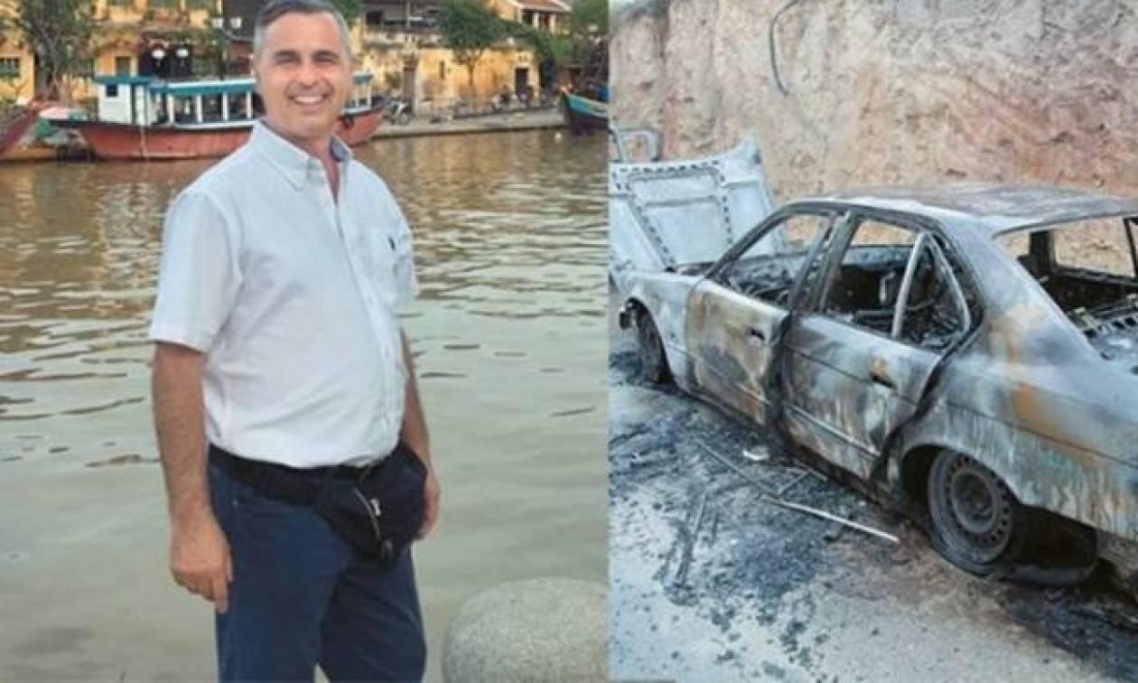 Μιχάλης Λεμπιδάκης: Επέστρεψε στο σπίτι του, στην Καλέσα Ηρακλείου, ο γνωστός επιχειρηματίας