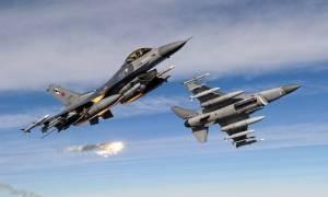 Νέο μπαράζ παραβιάσεων στο Αιγαίο από τουρκικά αεροσκάφη