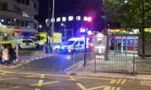 Συναγερμός στο Λονδίνο: Εκκενώθηκε ο σταθμός East Croydon (pics)