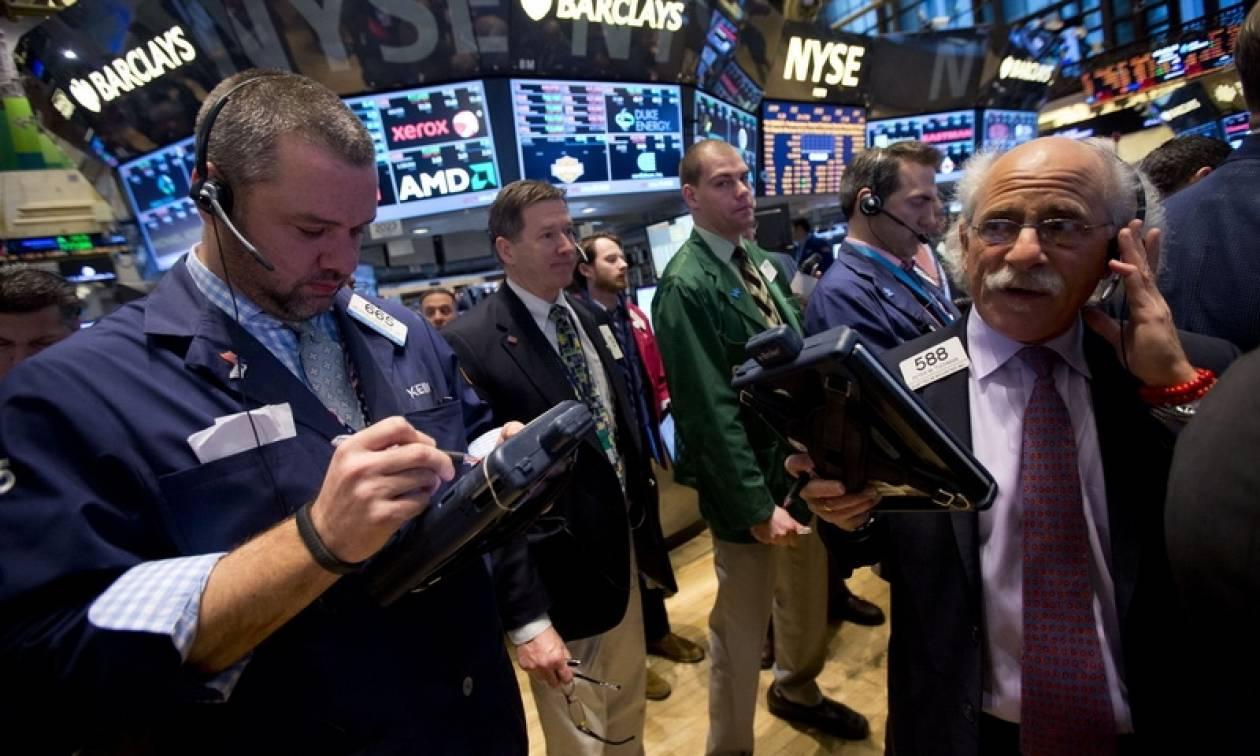 Με άνοδο ξεκίνησε η εβδομάδα στη Wall Street
