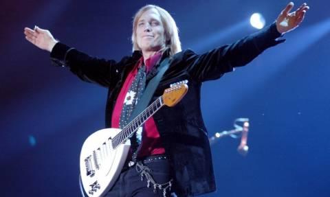 US musician Tom Petty dies aged 66
