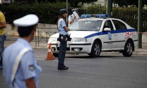 Traffic restrictions in Kolonaki area during church services for Athens' patron saint