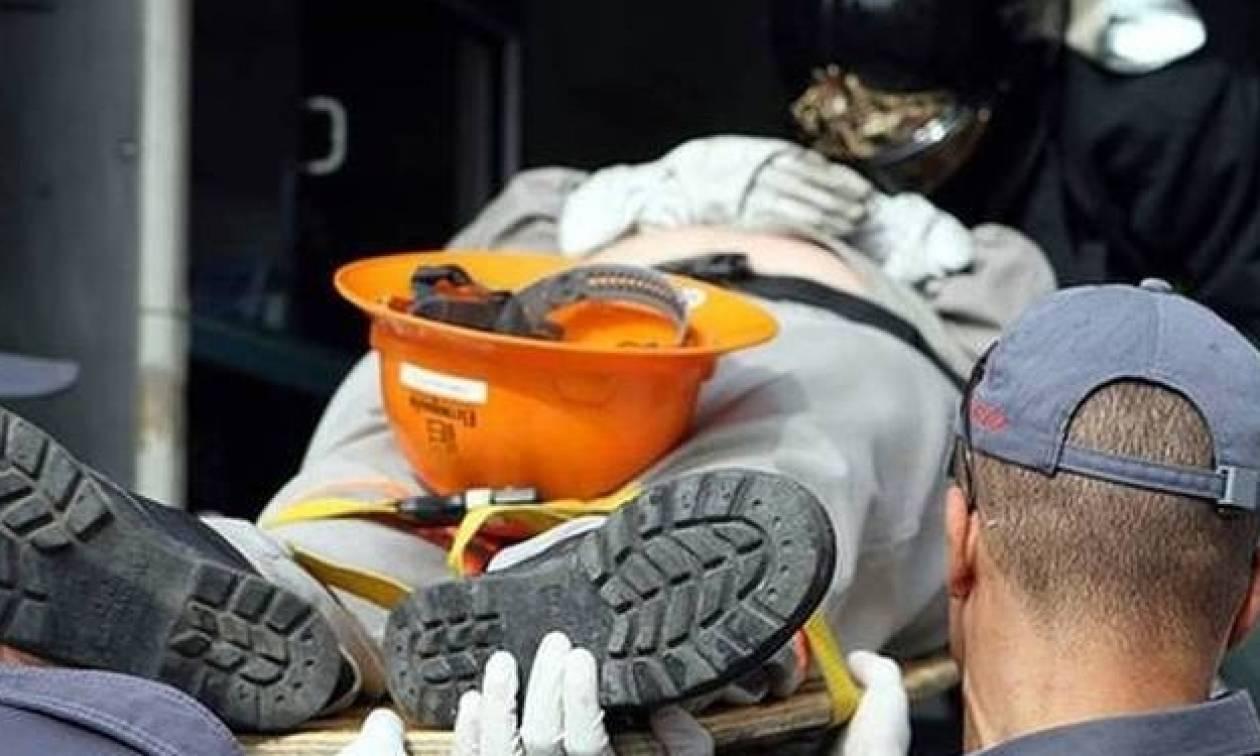 Λαμία: Κρίσιμες ώρες για τον 46χρονο τεχνικό του ΟΤΕ που έπεσε από σκάλα