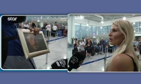 Τρελό Γέλιο: Nomads: Αποχαιρέτησαν την σύζυγο του Χανταμπάκη με «φυλαχτό» την εικόνα του Ντάνου!