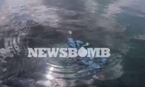 Αυτοψία του Newsbomb.gr στις παραλίες της Αττικής (video)