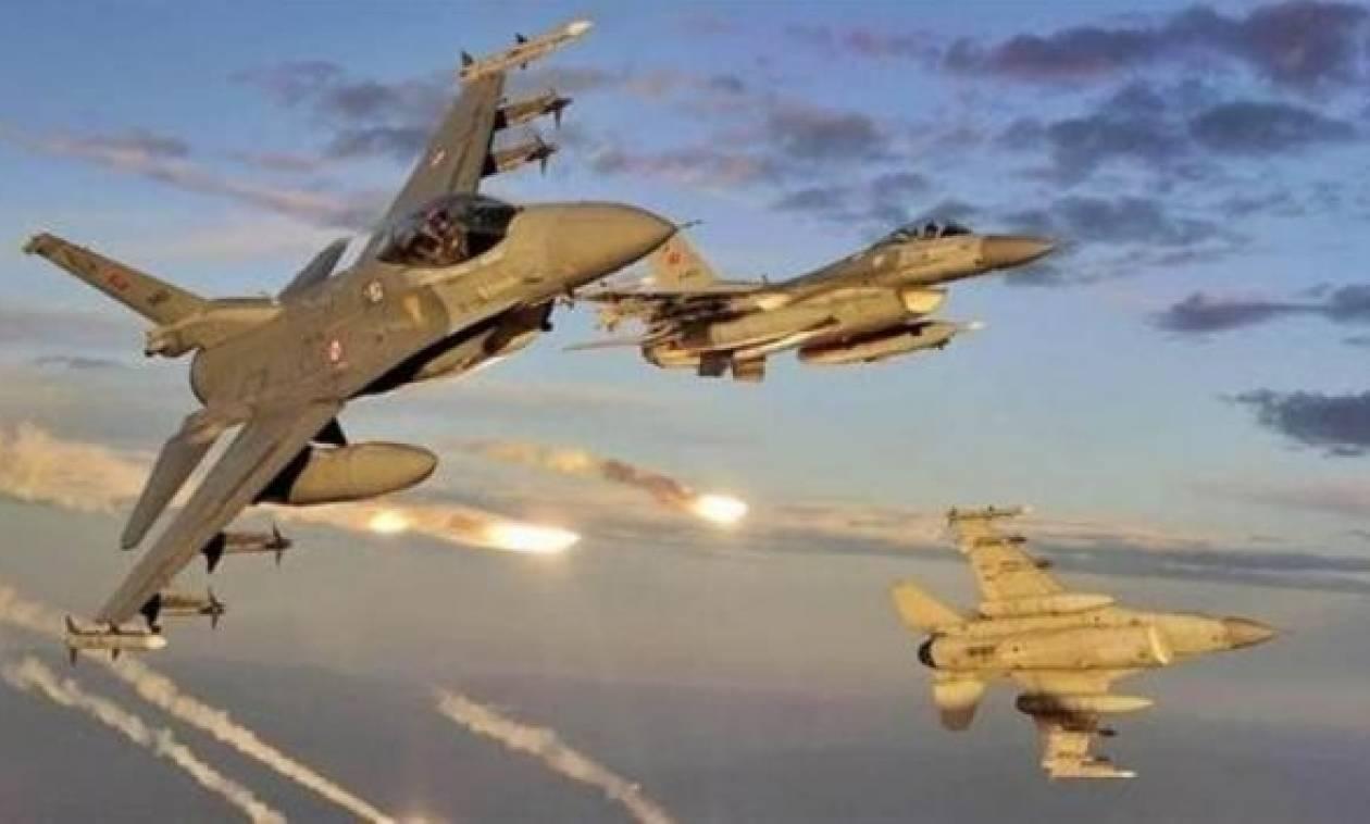 «Συναγερμός» στο Αιγαίο: 65 παραβιάσεις και 6 εμπλοκές σε μία ημέρα