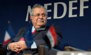 Πέθανε ο πρώην πρόεδρος του Ιράκ Τζαλάλ Ταλαμπανί
