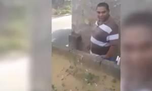 Βίντεο – σοκ: Κατέγραψε live το θάνατό της μετά από καβγά με το γείτονα