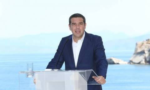 Tsipras: Our common future in the Balkans cannot be built on nationalism or third parties' plans