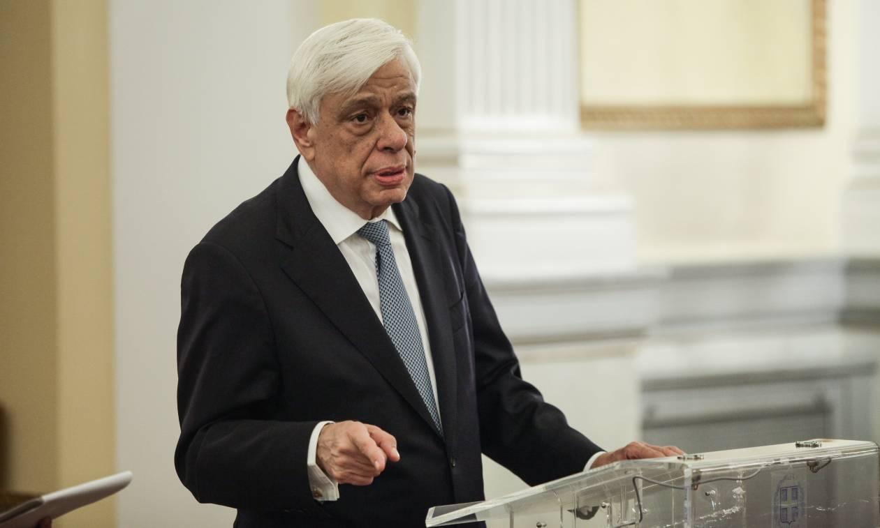 Προκόπης Παυλόπουλος: Το όραμα του Ρήγα Φεραίου αγκαλιάζει όλους τους λαούς της Βαλκανικής