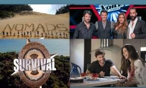 Nomads - The Voice - Τατουάζ - Survival Secret: Αυτή κι αν είναι μονομαχία τηλεθέασης