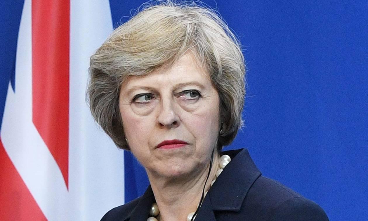Βρετανία: Καθοριστικές δηλώσεις της Τερέζα Μέι για το μέλλον της ως Πρωθυπουργός